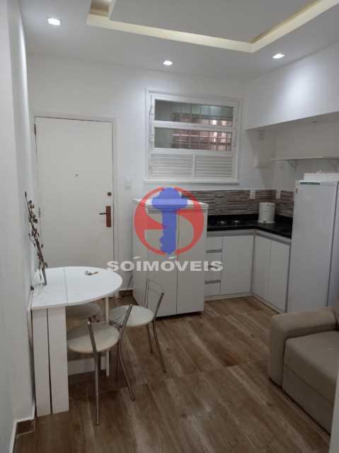 SALA - Apartamento 1 quarto à venda Copacabana, Rio de Janeiro - R$ 445.000 - TJAP10312 - 7