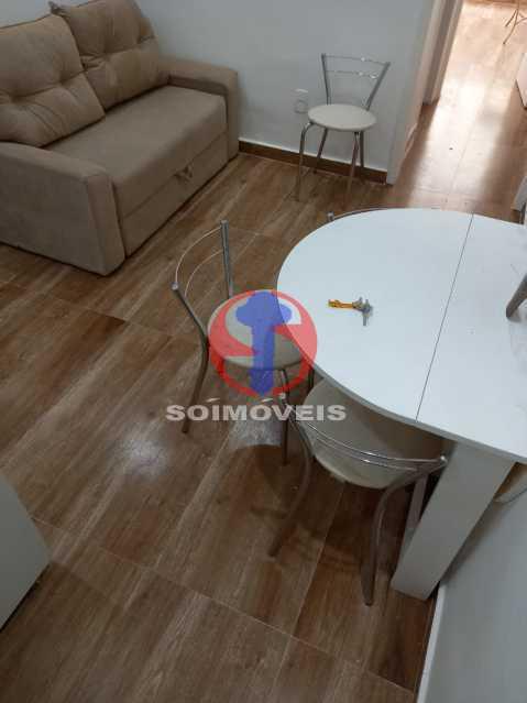 SALA - Apartamento 1 quarto à venda Copacabana, Rio de Janeiro - R$ 445.000 - TJAP10312 - 8