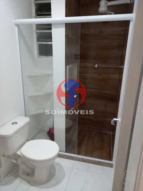 BANHEIRO - Apartamento 1 quarto à venda Copacabana, Rio de Janeiro - R$ 445.000 - TJAP10312 - 9