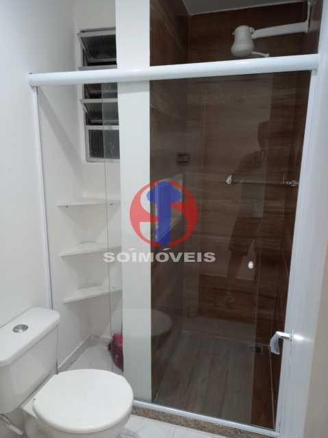 BANHEIRO SOCIAL - Apartamento 1 quarto à venda Copacabana, Rio de Janeiro - R$ 445.000 - TJAP10312 - 14