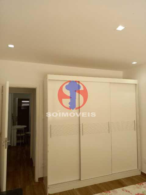 QUARTO - Apartamento 1 quarto à venda Copacabana, Rio de Janeiro - R$ 445.000 - TJAP10312 - 15