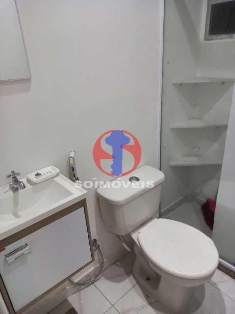 BANHEIRO - Apartamento 1 quarto à venda Copacabana, Rio de Janeiro - R$ 445.000 - TJAP10312 - 16