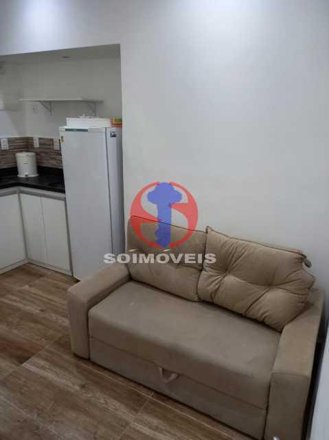 SALA - Apartamento 1 quarto à venda Copacabana, Rio de Janeiro - R$ 445.000 - TJAP10312 - 18