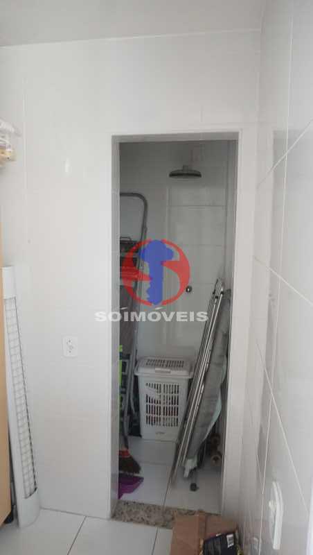 DSC01024 - Apartamento 2 quartos à venda Grajaú, Rio de Janeiro - R$ 440.000 - TJAP21404 - 17