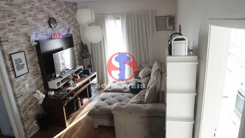 DSC01026 - Apartamento 2 quartos à venda Grajaú, Rio de Janeiro - R$ 440.000 - TJAP21404 - 1