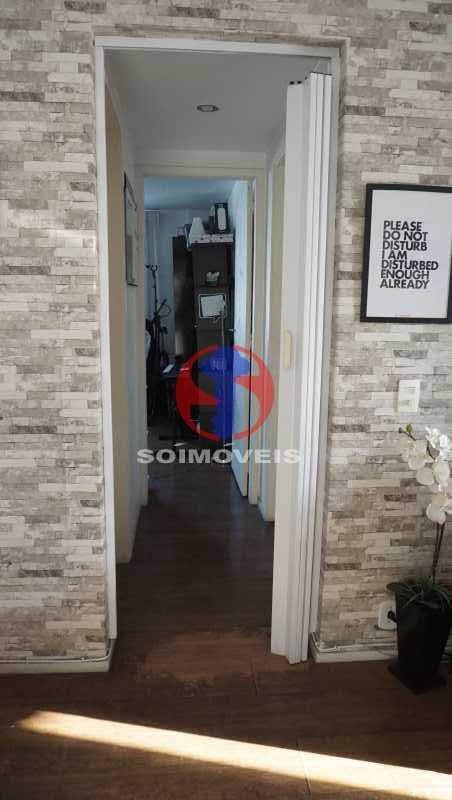 DSC01037 - Apartamento 2 quartos à venda Grajaú, Rio de Janeiro - R$ 440.000 - TJAP21404 - 4