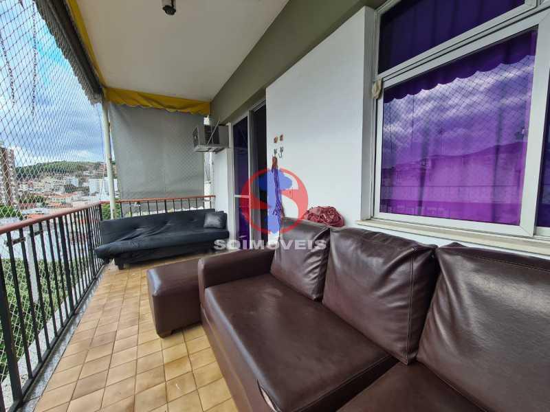 índice - Apartamento 2 quartos à venda Grajaú, Rio de Janeiro - R$ 440.000 - TJAP21404 - 5