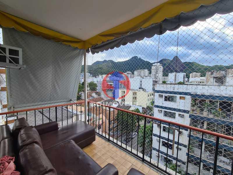 índice2 - Apartamento 2 quartos à venda Grajaú, Rio de Janeiro - R$ 440.000 - TJAP21404 - 7