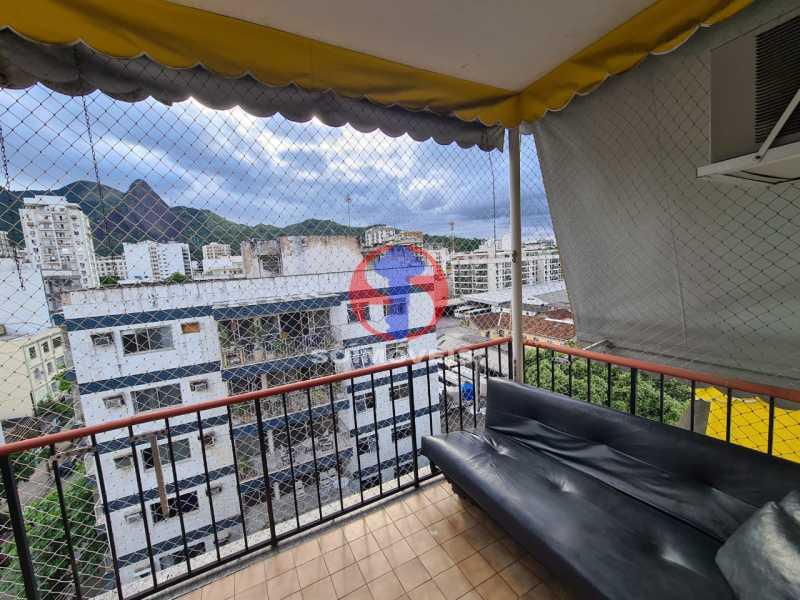índice3 - Apartamento 2 quartos à venda Grajaú, Rio de Janeiro - R$ 440.000 - TJAP21404 - 8