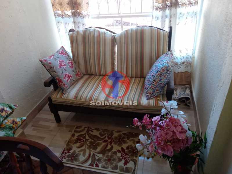 Sala - Apartamento 2 quartos à venda Lins de Vasconcelos, Rio de Janeiro - R$ 190.000 - TJAP21405 - 6