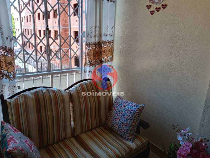 Sala - Apartamento 2 quartos à venda Lins de Vasconcelos, Rio de Janeiro - R$ 190.000 - TJAP21405 - 7
