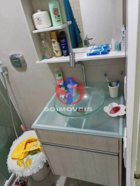 Banheiro Social - Apartamento 2 quartos à venda Lins de Vasconcelos, Rio de Janeiro - R$ 190.000 - TJAP21405 - 14