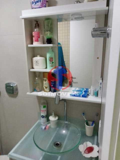 Banheiro - Apartamento 2 quartos à venda Lins de Vasconcelos, Rio de Janeiro - R$ 190.000 - TJAP21405 - 15