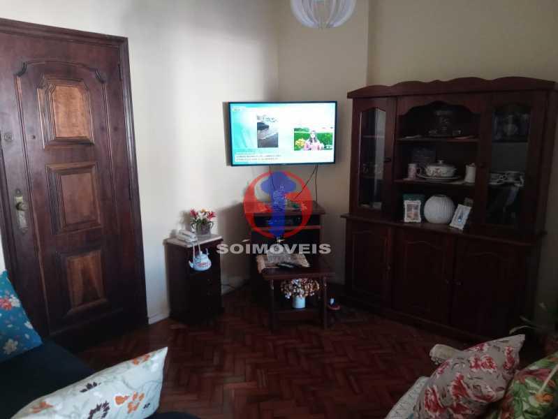 Entrada - Apartamento 2 quartos à venda Lins de Vasconcelos, Rio de Janeiro - R$ 190.000 - TJAP21405 - 3