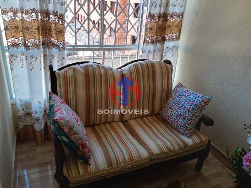 Sala - Apartamento 2 quartos à venda Lins de Vasconcelos, Rio de Janeiro - R$ 190.000 - TJAP21405 - 8