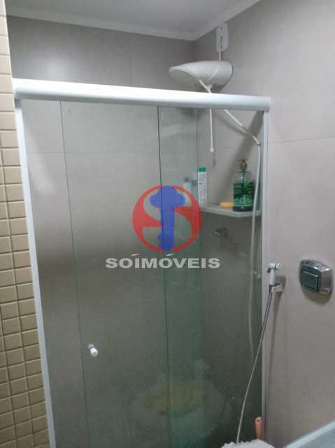 Banheiro - Apartamento 2 quartos à venda Lins de Vasconcelos, Rio de Janeiro - R$ 190.000 - TJAP21405 - 16