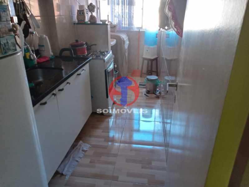 Cozinha e Area - Apartamento 2 quartos à venda Lins de Vasconcelos, Rio de Janeiro - R$ 190.000 - TJAP21405 - 19