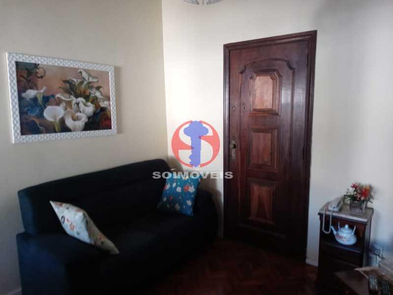Hall de Entrada - Apartamento 2 quartos à venda Lins de Vasconcelos, Rio de Janeiro - R$ 190.000 - TJAP21405 - 1