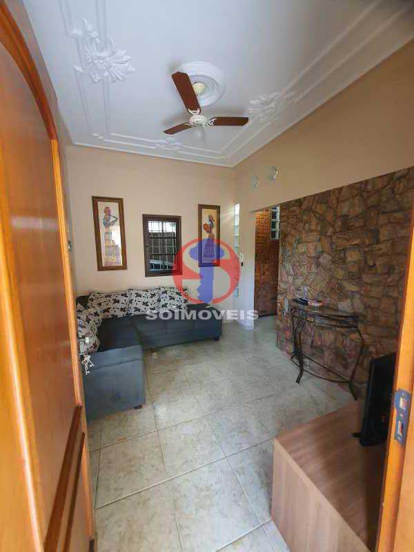 SALA 1 - Casa 8 quartos à venda Maracanã, Rio de Janeiro - R$ 1.500.000 - TJCA80002 - 3