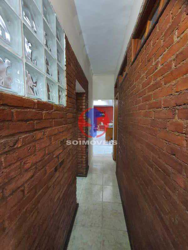 ACESSO - Casa 8 quartos à venda Maracanã, Rio de Janeiro - R$ 1.500.000 - TJCA80002 - 4