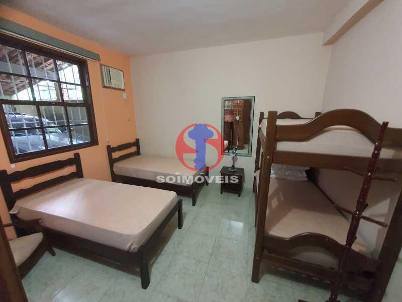 QUARTO 1 - Casa 8 quartos à venda Maracanã, Rio de Janeiro - R$ 1.500.000 - TJCA80002 - 5