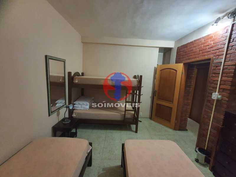 QUARTO 2 - Casa 8 quartos à venda Maracanã, Rio de Janeiro - R$ 1.500.000 - TJCA80002 - 6