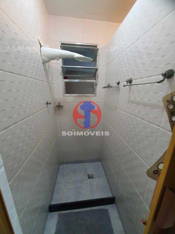 CHUVEIRO 1  DE 3 - Casa 8 quartos à venda Maracanã, Rio de Janeiro - R$ 1.500.000 - TJCA80002 - 7