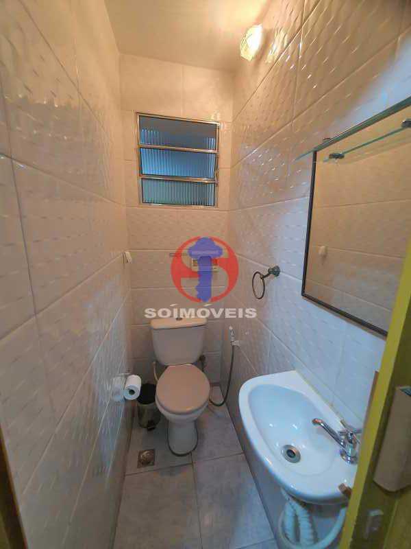 LAVABOS 1 E 2 SAO IGUAIS - Casa 8 quartos à venda Maracanã, Rio de Janeiro - R$ 1.500.000 - TJCA80002 - 8