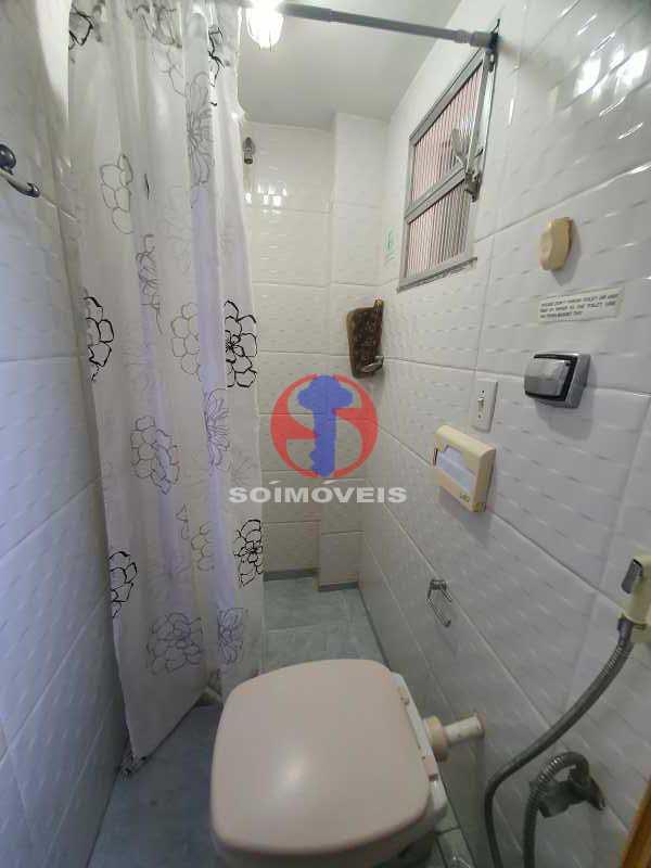 BANHEIRO 1 - Casa 8 quartos à venda Maracanã, Rio de Janeiro - R$ 1.500.000 - TJCA80002 - 9