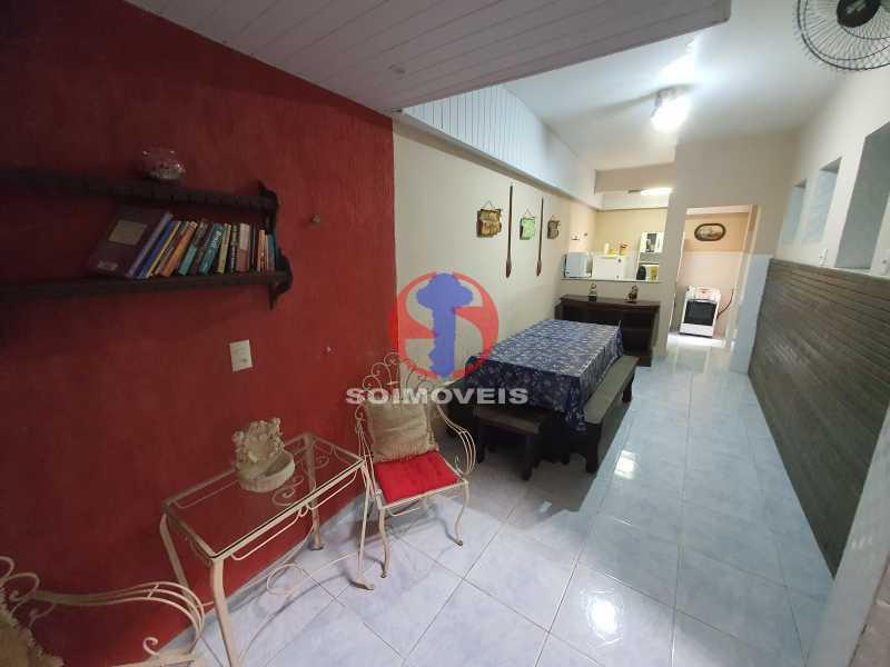 COPA COZINHA 1 ANDAR - Casa 8 quartos à venda Maracanã, Rio de Janeiro - R$ 1.500.000 - TJCA80002 - 15