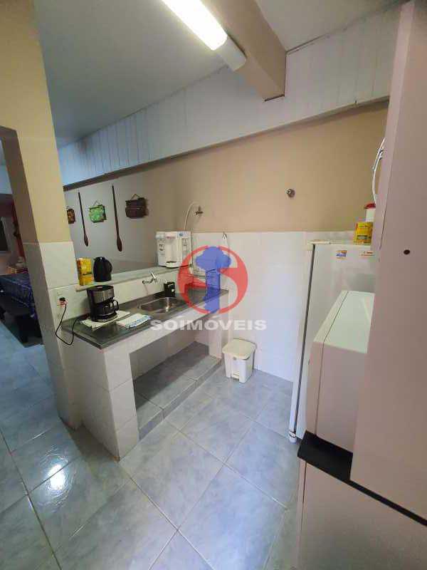 COZINHA 1 - Casa 8 quartos à venda Maracanã, Rio de Janeiro - R$ 1.500.000 - TJCA80002 - 13