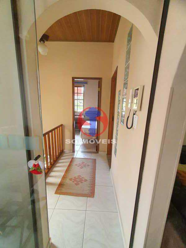 2 ANDAR - Casa 8 quartos à venda Maracanã, Rio de Janeiro - R$ 1.500.000 - TJCA80002 - 16