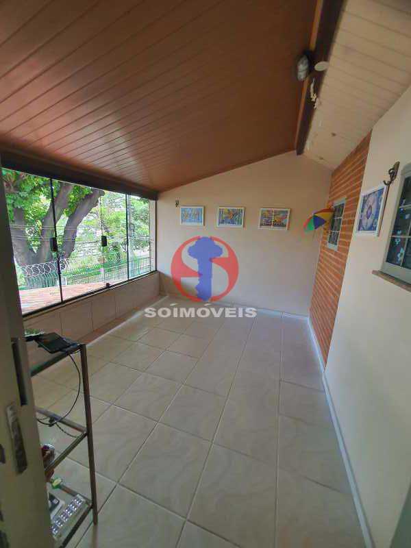 SALA 3 - Casa 8 quartos à venda Maracanã, Rio de Janeiro - R$ 1.500.000 - TJCA80002 - 20