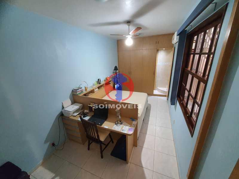 SUÍTE - Casa 8 quartos à venda Maracanã, Rio de Janeiro - R$ 1.500.000 - TJCA80002 - 21