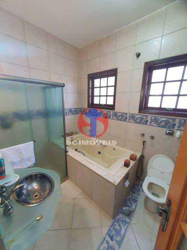 BANHEIRO 2 ANDAR - Casa 8 quartos à venda Maracanã, Rio de Janeiro - R$ 1.500.000 - TJCA80002 - 23