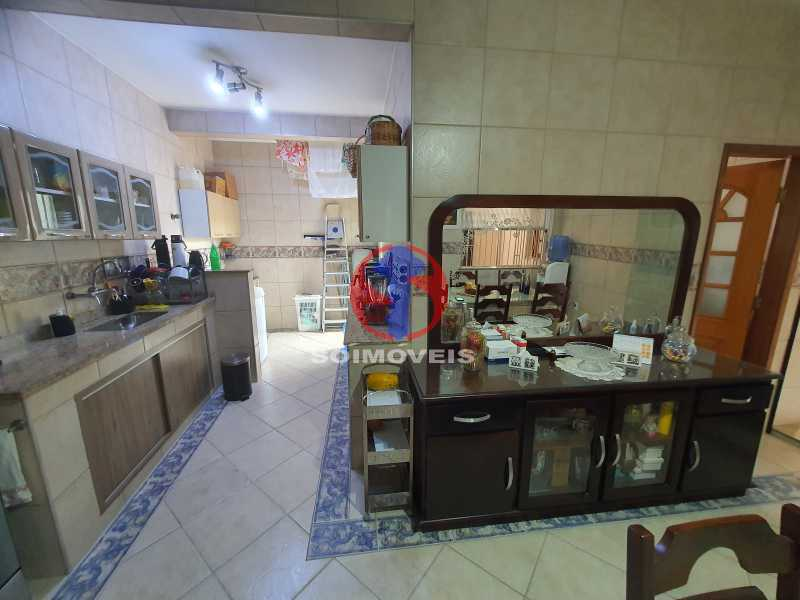COZINHA 2 ANDAR - Casa 8 quartos à venda Maracanã, Rio de Janeiro - R$ 1.500.000 - TJCA80002 - 24