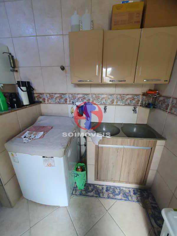 ÁREA DE SERVIÇO 2 ANDAR - Casa 8 quartos à venda Maracanã, Rio de Janeiro - R$ 1.500.000 - TJCA80002 - 25
