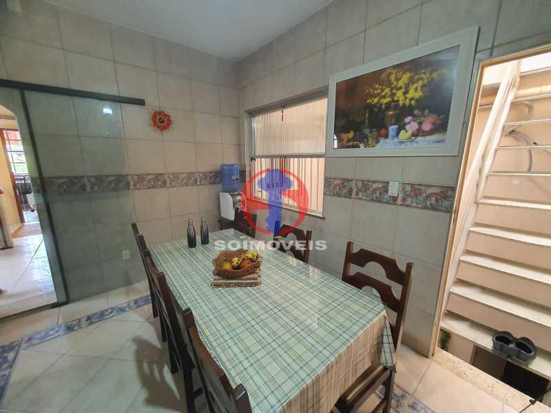 ACESSO AO 3 ANDAR - Casa 8 quartos à venda Maracanã, Rio de Janeiro - R$ 1.500.000 - TJCA80002 - 26