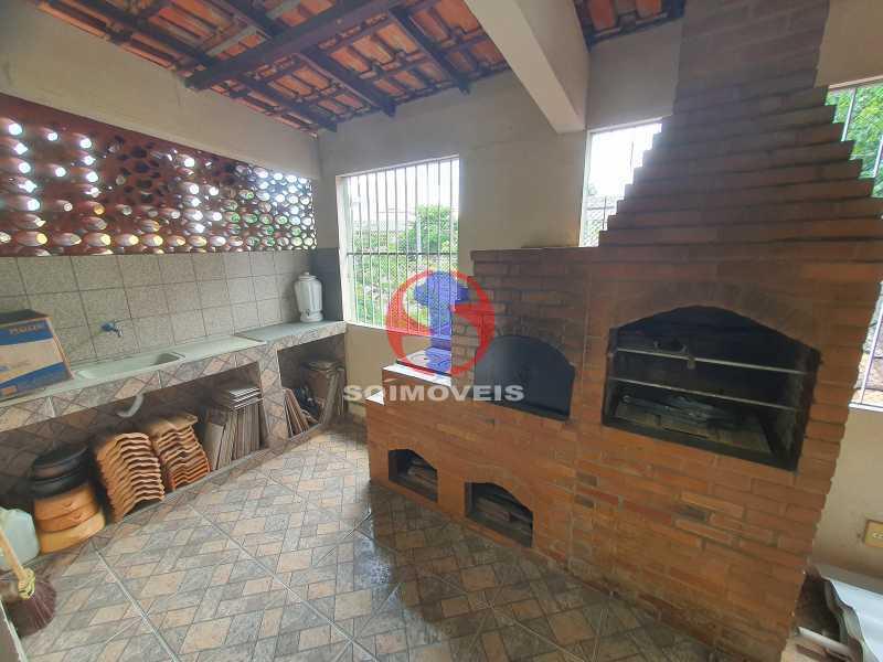 VARANDA GOURMET - Casa 8 quartos à venda Maracanã, Rio de Janeiro - R$ 1.500.000 - TJCA80002 - 28