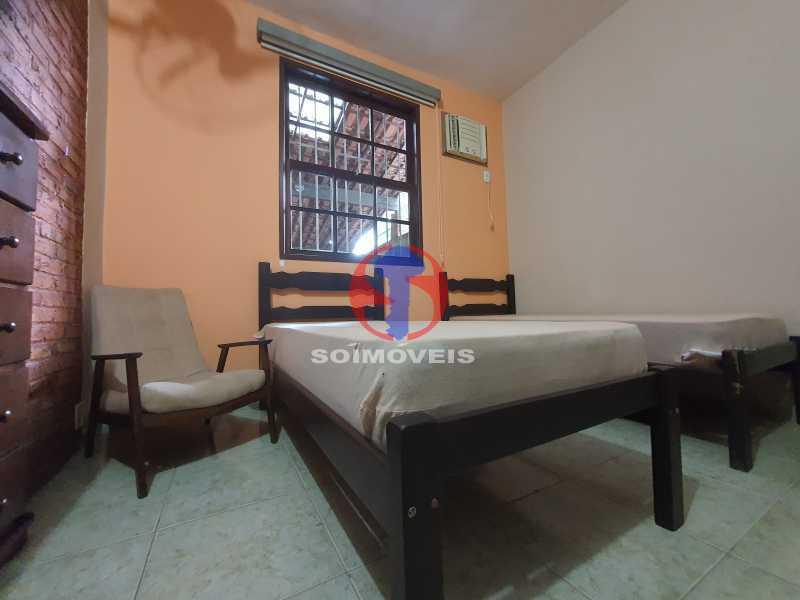 QUARTO 5 - Casa 8 quartos à venda Maracanã, Rio de Janeiro - R$ 1.500.000 - TJCA80002 - 11