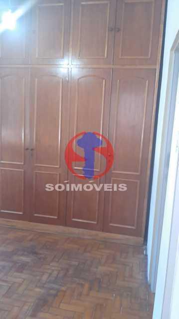 QUARTO - Apartamento 1 quarto à venda Tijuca, Rio de Janeiro - R$ 230.000 - TJAP10313 - 1