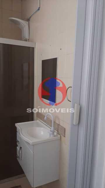 BANHEIRO - Apartamento 1 quarto à venda Tijuca, Rio de Janeiro - R$ 230.000 - TJAP10313 - 6