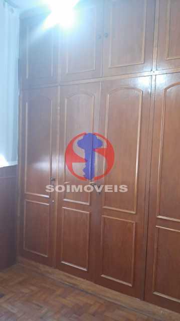 QUARTO - Apartamento 1 quarto à venda Tijuca, Rio de Janeiro - R$ 230.000 - TJAP10313 - 8