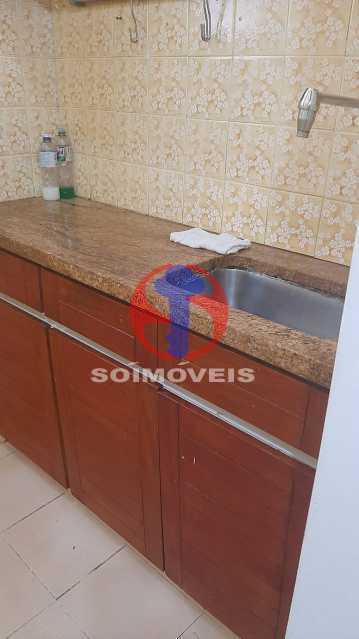 COZINHA - Apartamento 1 quarto à venda Tijuca, Rio de Janeiro - R$ 230.000 - TJAP10313 - 9