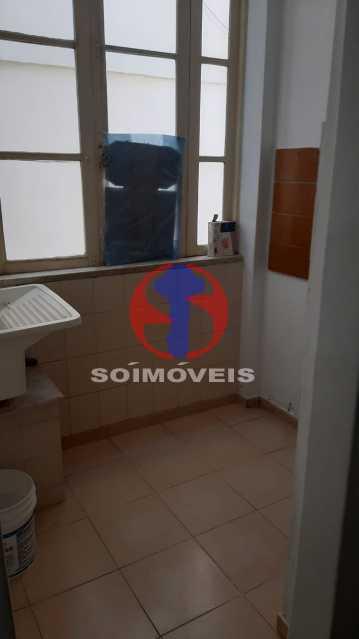 ÁREA DE LAVAR - Apartamento 1 quarto à venda Tijuca, Rio de Janeiro - R$ 230.000 - TJAP10313 - 11