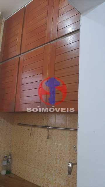 COZINHA ARMARIO - Apartamento 1 quarto à venda Tijuca, Rio de Janeiro - R$ 230.000 - TJAP10313 - 12