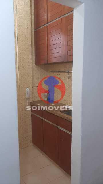 COZINHA ARMARIO - Apartamento 1 quarto à venda Tijuca, Rio de Janeiro - R$ 230.000 - TJAP10313 - 14