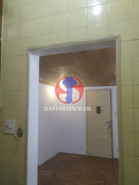 COZINHA - Apartamento 1 quarto à venda Tijuca, Rio de Janeiro - R$ 230.000 - TJAP10313 - 21