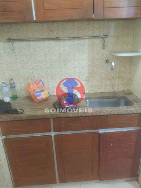 PIA COZINHA - Apartamento 1 quarto à venda Tijuca, Rio de Janeiro - R$ 230.000 - TJAP10313 - 22