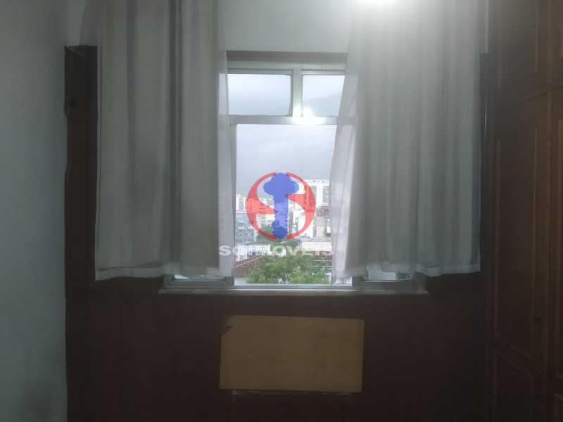 JANELA QUARTO - Apartamento 1 quarto à venda Tijuca, Rio de Janeiro - R$ 230.000 - TJAP10313 - 23